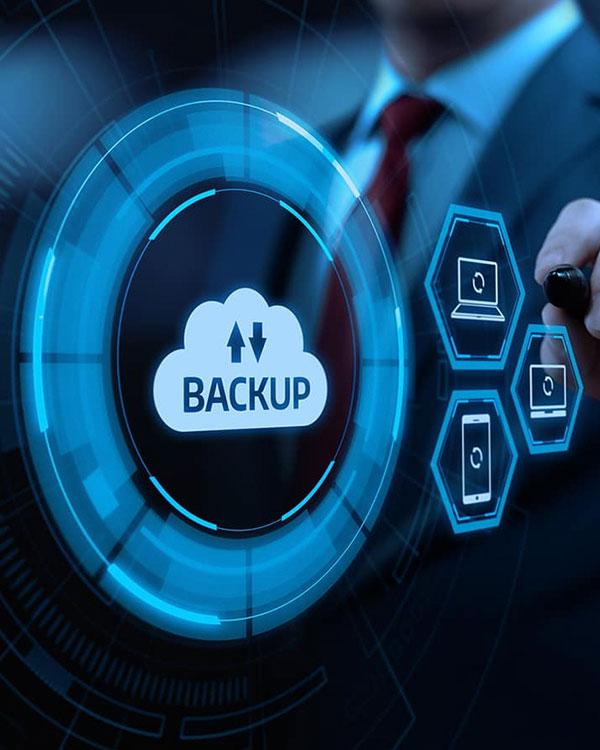 Virtualization backup and DR solution