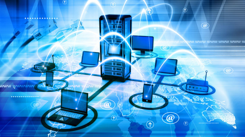 Complete network and security solution